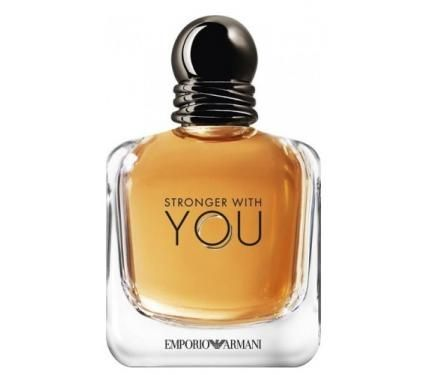 Giorgio Armani Stronger With You парфюм за мъже EDT