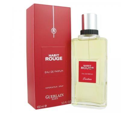Guerlain Habit Rouge парфюм за мъже EDP