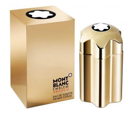 Mont Blanc Emblem Absolu парфюм за мъже EDT