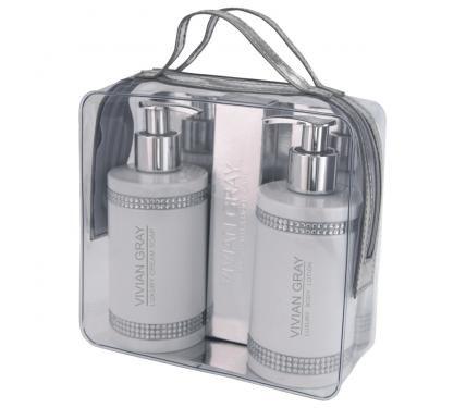 Vivian Gray GS3290 White Crystal Козметичен комплект за жени