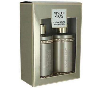 Vivian Gray Brown Crystals 4167 Козметичен комплект за жени