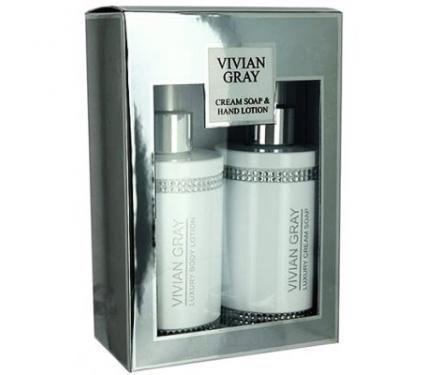 Vivian Gray 3295 White Crystal Козметичен комплект за жени