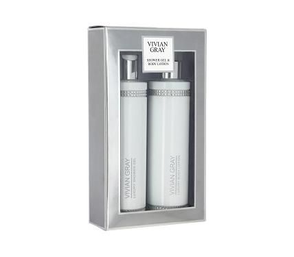 Vivian Gray 3294 White Crystal Козметичен комплект за жени