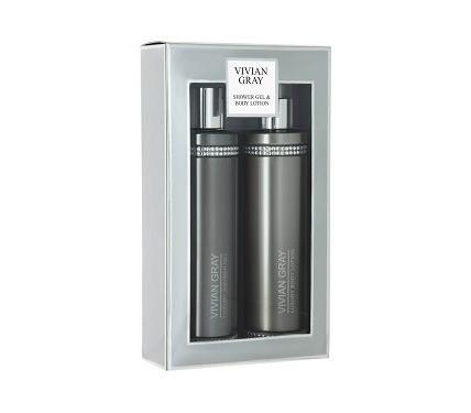 Vivian Gray Grey Crystal 3393 Козметичен комплект за жени