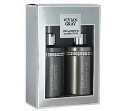 Vivian Gray Grey Crystal 3392 Козметичен комплект за жени