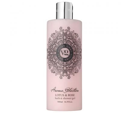 Vivian Gray Aroma Selection Lotus & Rose 2011 Душ гел за жени