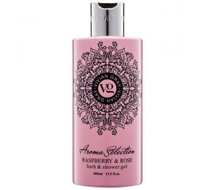 Vivian Gray Aroma Selection Raspberry & Rose 2061 Душ гел за жени