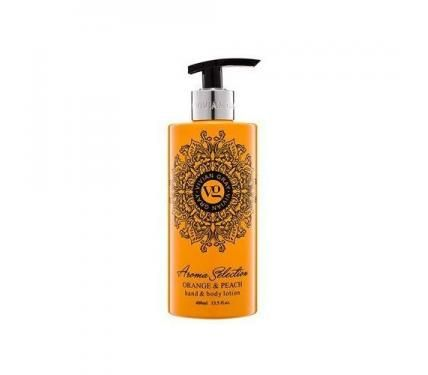 Vivian Gray Aroma Selection Orange & Peach 2052 Лосион за тяло за жени