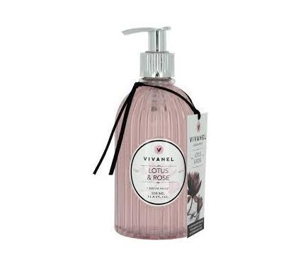 Vivian Gray Vivanel Lotus & Rose 8013 Течен сапун за ръце