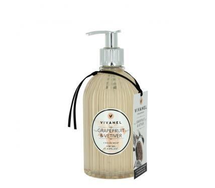 Vivian Gray Vivanel Grapefruit & Vetiver 8033 Течен сапун за ръце
