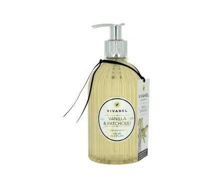 Vivian Gray Vivanel Vanille & Patchouli 8023 Течен сапун за ръце