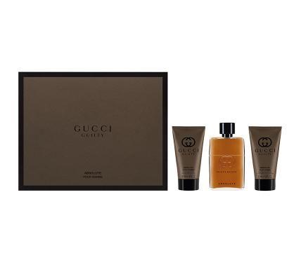 Gucci Guilty Absolute Подаръчен комплект за мъже