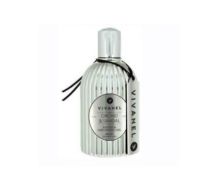 Vivian Gray Vivanel Orchid & Santal 8044 Пяна за вана