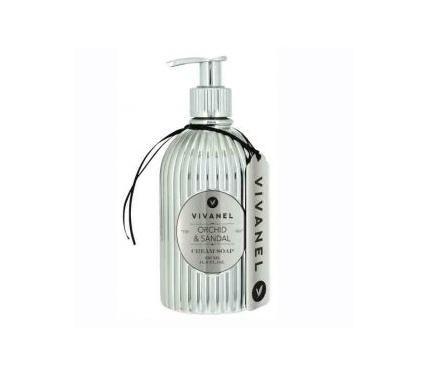 Vivian Gray Vivanel Orchid & Santal 8043 Течен сапун за ръце