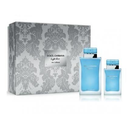 Dolce & Gabbana Light Blue Intense подаръчен комплект за жени