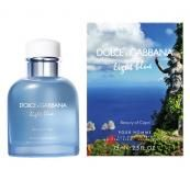 Dolce & Gabbana Light Blue Beauty of Capri парфюм за мъже EDT
