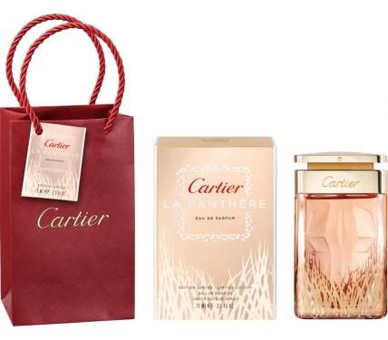 Cartier La Panthere Edition Limitee 2017 Парфюм за жени EDP