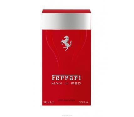 Ferrari Man in Red Афтършейв за мъже