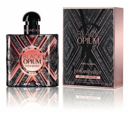 YSL Black Opium Pure Illusion Парфюм за жени EDP