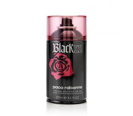 Paco Rabanne Black XS Спрей за тяло за жени