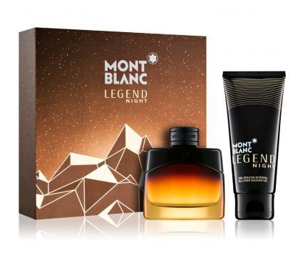 Mont Blanc Legend Night Подаръчен комплект за мъже