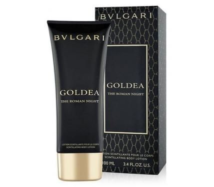 Bvlgari Goldea The Roman Night Лосион за тяло за жени