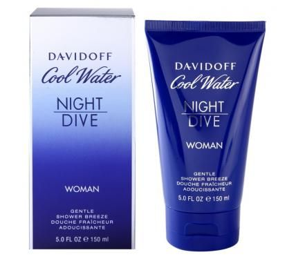 Davidoff Cool Water Night Dive Душ гел за жени