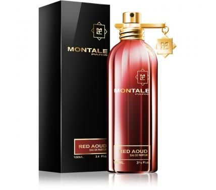 Montale Red Aoud Унисекс парфюм EDP