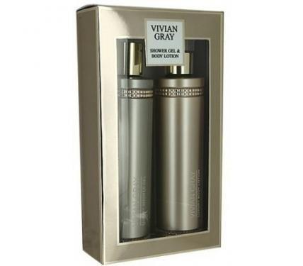 Vivian Gray Brown Crystals 4166 Подаръчен комплект за жени