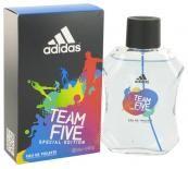Adidas Team Five Парфюм за мъже EDT