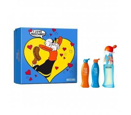 Moschino I Love Love Подаръчен комплект за жени