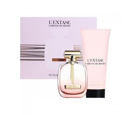 Nina Ricci L`Extase Caresse de Roses Подаръчен комплект за жени