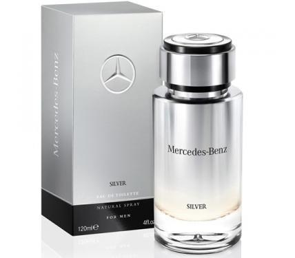 Mercedes Benz Silver Парфюм за мъже EDT