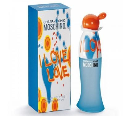 Moschino Cheap & Chic I Love Love парфюм за жени EDT