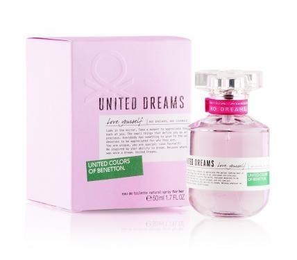 Benetton United Dreams Love Yourself Парфюм за жени EDT