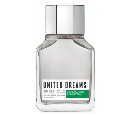 Benetton United Dreams Aim High Парфюм за мъже EDT