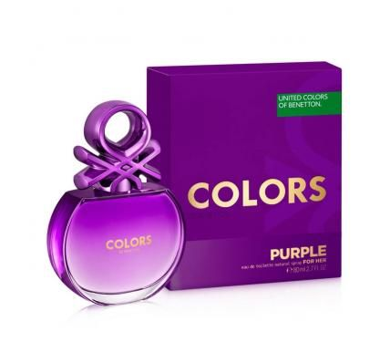 Benetton Colors Purple Парфюм за жени EDT