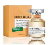 Benetton United Dreams Stay Positive Парфюм за жени EDT