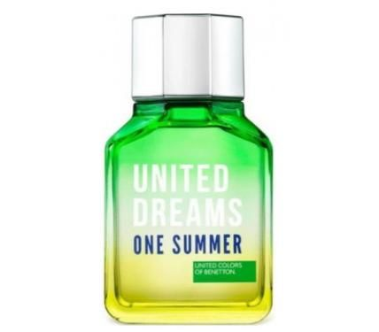Benetton United Dreams One Summer Парфюм за мъже EDT