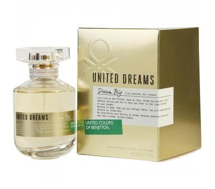 Benetton United Dreams Dream Big Парфюм за жени EDT