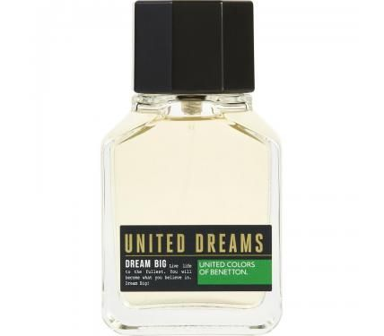 Benetton United Dreams Dream Big Парфюм за мъже EDT