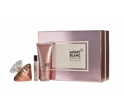 Mont Blanc Lady Emblem Elixir Подаръчен комплект за жени