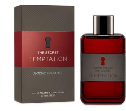 Antonio Banderas The Secret Temptation Парфюм за мъже EDT