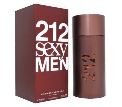 Carolina Herrera 212 Sexy Парфюм за мъже EDT