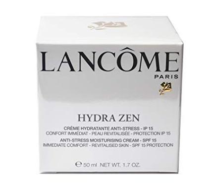 Lancome Hydra Zen Anti - Stress Moisturising cream SPF 15 Хидратиращ и успокояващ дневен крем SPF 15