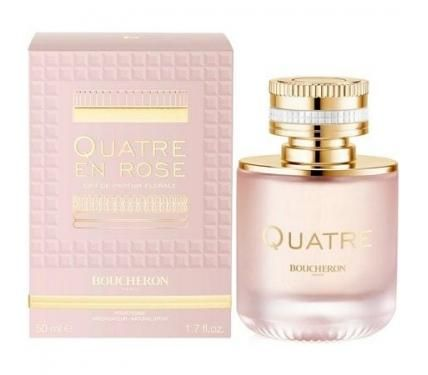 Boucheron Quatre En Rose Парфюм за жени EDP