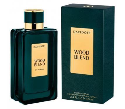 Davidoff Wood Blend Унисекс парфюм EDP