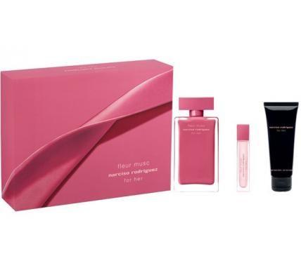 Narciso Rodriguez For Her Fleur Musc Подаръчен комплект за жени