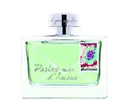 John Galliano Parlez Moi d`Amour eau Fraiche парфюм за жени без опаковка EDT