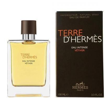 Hermes Terre d`Hermes Eau Intense Vetiver парфюм за мъже EDP